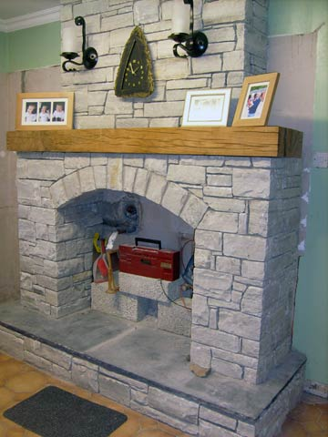 Quartz - Fireplace (1)